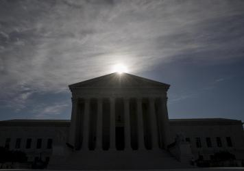 It was a new day at the Supreme Court, which for the first time ever live-streamed oral arguments.
