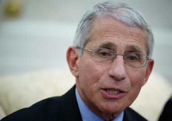 "Dr. Anthony Fauci, director of the National Institute of Allergy and Infectious Diseases, is entering a partial quarantine after making a ""low-risk"" contact with someone who tested positive for COVID-19."