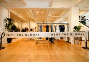 Rent The Runway has temporarily closed its stores during the pandemic, as customers have shied away from using its clothing rental service.