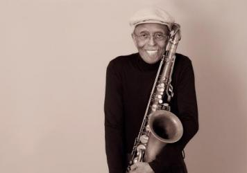 Jimmy Heath, whose album <em>Love Letter</em> will be released July 17, 2020.