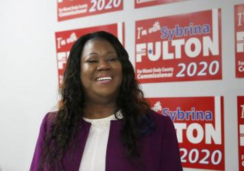 Sybrina Fulton this week qualified for her bid for District 1 seat of the Miami-Dade Board of County Commissioners. Her son, Trayvon Martin, was killed by neighborhood watch volunteer George Zimmerman in 2012.