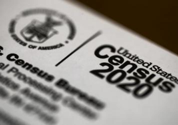 The Census Bureau announced Friday that as early as mid-July, door knockers are set to visit some U.S. households that have been asked but haven't filled out a 2020 census form yet.