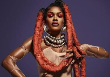 Teyana Taylor's third musical project, simply titled <em>The Album</em>, is a sprawling work of 23 tracks that sends a clear message: She's done compromising her creative vision.