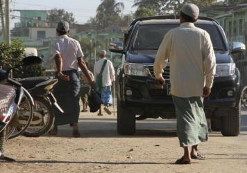 An Internet shutdown that began a year ago in parts of Myanmar is keeping some villages completely unaware of the global pandemic. The restrictions apply to multiple townships in the Rakhine and Chin states, site of an ongoing conflict between the countr