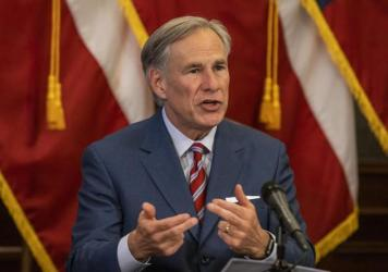 Texas Gov. Greg Abbott said the state will put a hold on further reopening as it contends with rising numbers of coronavirus cases and hospitalizations.