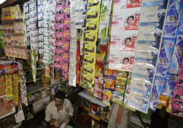 The Fair & Lovely brand of beauty products, shown here for sale at a store in Mumbai, India, in 2013, is going to change its name.