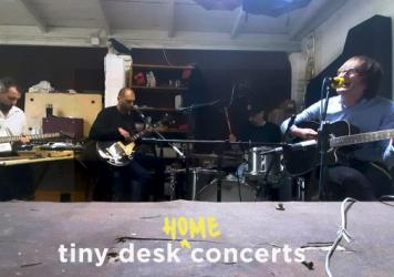 Trupa Trupa plays a Tiny Desk (Home) Concert.