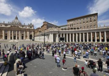 The Vatican, shown here last month, has issued new guidance on how bishops should respond to allegations of sexual abuse.