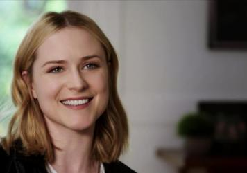 Evan Rachel Wood is one of the interview subjects in the new documentary <em>Showbiz Kids</em>.