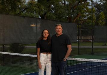 Izzy Benasso injured her knee while playing tennis with her father Steve Benasso in Denver. After the college student had knee surgery to repair the injury, her dad noticed  her medical bills included a separate one from a surgical assistant for $1,167.