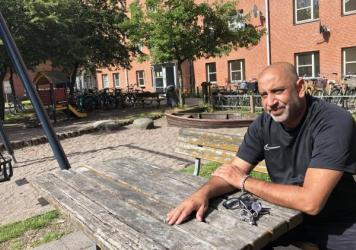 """After it became clear that his neighborhood would be targeted as part of a sweeping plan to rid the country of immigrant-heavy areas officially designated as """"ghettos,"""" Asif Mehmood and 11 of his neighbors filed a lawsuit against the Danish government."""