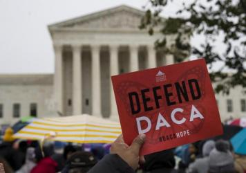 The Trump administration implemented new restrictions on DACA applicants following a U.S. Supreme Court ruling ordering DHS to revert to the original guidelines set by President Barack Obama in 2012.