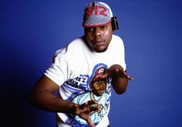 Biz Markie, in an undated photo from the early years.