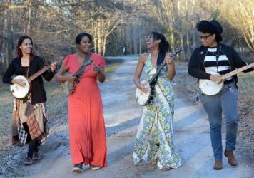 Our Native Daughters is featured on this week's <em>The Thistle & Shamrock</em>.