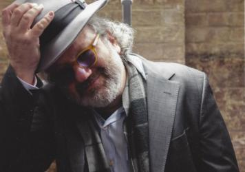 Hal Willner in 2011. The producer's final project, created before his death in April, is <em>AngelHeaded Hipster: The Songs of Marc Bolan.</em>