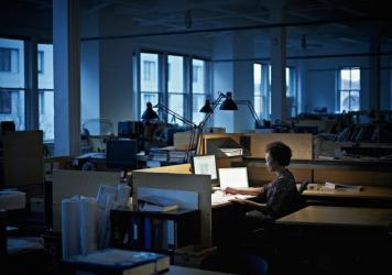The economic crisis caused by the coronavirus pandemic has impacted women's employment. (Getty Images)