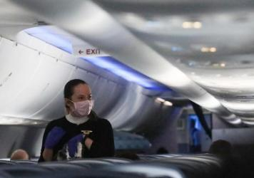 The drop in air travel has left tens of thousands of airline workers wondering what they'll do next. For some it's a career change; for others it's finding a temporary job until the industry recovers.