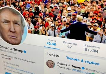 Twitter confirmed on Friday that tweets wishing President Trump does not recover from the coronavirus will be removed from the platform.