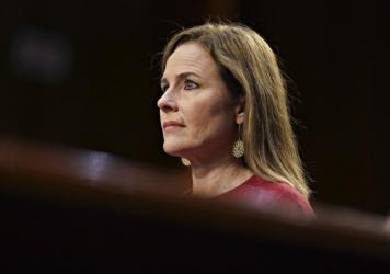 Sen. Dianne Feinstein asked Amy Coney Barrett about her opinions on abortion rights three times, and each time Barrett declined to give a legal assessment of the case.