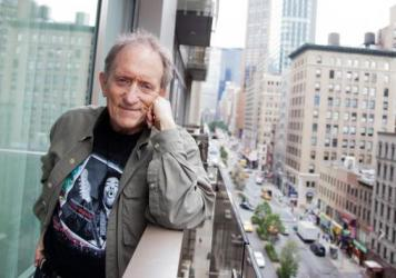Baron Wolman, photographed on Aug. 2, 2011 in New York for the release of his book <em>The Rolling Stones Years</em>.
