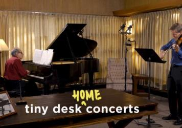 Copland House plays a Tiny Desk (home) concert.