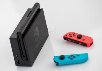 Nintendo's Switch console is less powerful than competing consoles, but offers a more interesting gameplay experience.