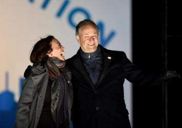 With Kamala Harris poised to become the country's first female vice president, she brings with her another historic first: America's first second gentleman, her husband, Douglas Emhoff.