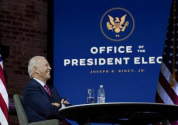 President-elect Joe Biden's transition team can now formally access agencies, federal office space and funds.