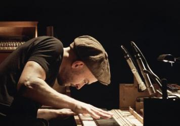 Four nights onstage in Berlin in 2018 are the subject of Nils Frahm's new concert film and soundtrack album, <em>Tripping With Nils Frahm</em>.