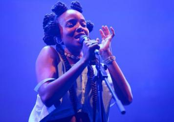 """Chicago singer Jamila Woods performed """"Eartha"""" for a KCRW Live Session."""