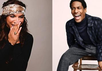 Lara Downes talks with Jon Batiste.