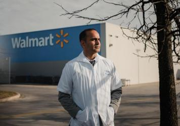 Ashwani Sheoran, 41, says that when he worked as pharmacist at different Walmarts, he spoke up about the handling of opioid prescriptions and was told to stay quiet and was eventually let go.