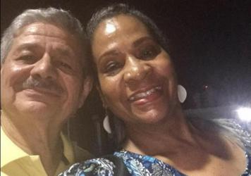 Anna Romero had to quit her part-time job during the coronavirus pandemic to care for her husband, Ivan, who has dementia.