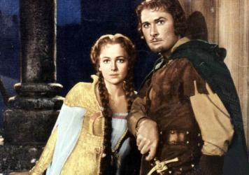 Angry online traders looking for the Robinhood stock app should also not cast blame on the 1938 movie <em>The Adventures of Robin Hood</em>, starring Errol Flynn and Olivia de Havilland.