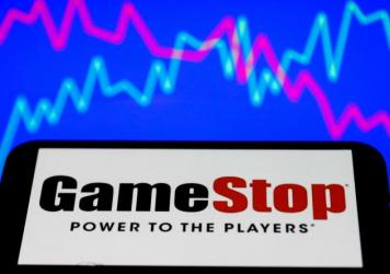 Shares of GameStop have surged as amateur investors foil hedge funds' efforts to short sell the stock.