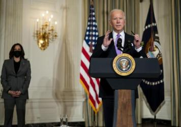 President Biden has said that equity will be a focus not just of his presidency, but of the entire federal government.