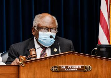 Rep. James Clyburn, pictured last October, is chairman of the House Select Subcommittee on the Coronavirus Crisis, which is launching its own investigation into One Medical's vaccine practices.