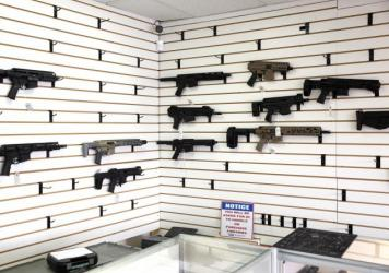 In April 2020, Washington State Gov. Jay Inslee did not list gun stores as essential businesses that could stay open during his Stay-at-Home order to prevent the spread of the coronavirus. However, some retail gun shops followed orders by then-President