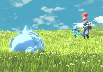 In the just-announced Pokémon Legends: Arceus, players can explore an open world ... kind of like Pokémon Go, except, you know, not the real world.