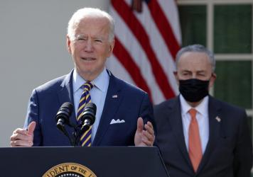 President Biden has vowed to overturn some Trump health policies but hasn't yet attempted to use a powerful tool to do so, the Congressional Review Act.