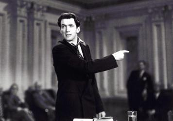 Jimmy Stewart's 1939 performance in <em>Mr. Smith Goes To Washington</em> helped form the popular perception of a Senate filibuster, with a lawmaker talking for hours on end. It hasn't been like that for decades, but President Biden supports returning to