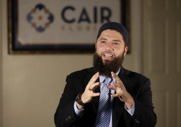 Hassan Shibly, once the prominent head of the Council on American-Islamic Relations' Florida chapter, resigned after allegations of domestic abuse were made against him. Since then, other women have come forward with accusations of their own. Shibly has
