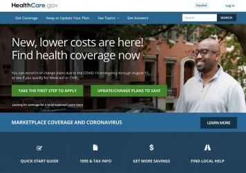 """The Biden administration has opened up enrollment on all Affordable Care Act marketplaces, including on the federal insurance exchange, <a href=""""https://www.healthcare.gov/"""" data-key=""""1338"""">Healthcare.gov</a>, until August. Many people will qualify for b"""