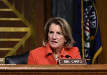 Republicans, led by Sen. Shelley Moore Capito, R-W.Va., unveiled a $568 billion infrastructure proposal meant to serve as a starting point for bipartisan negotiations.