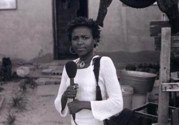"""Thembi Ngubane was willing to speak out at a time when few South Africans were willing to say, """"I have AIDS."""" She carried a tape recorder from 2004 to 2005 to document her life. She died in 2009."""
