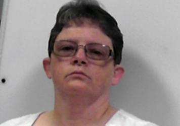 A photo released in 2020 by the West Virginia Regional Jail and Correctional Facility Authority shows Reta Mays, a former nursing assistant at the Louis A. Johnson VA Medical Center in Clarksburg, W.V. Mays was sentenced to multiple life terms after plea