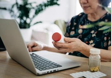 Many of the changes in health care that happened during the pandemic are likely here to stay, such as conferring with doctors online more frequently about medication and other treatments.