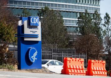 The headquarters of the Centers for Disease Control and Prevention in Atlanta. On Wednesday, the CDC recommended that people as young as 12 get the Pfizer COVID-19 vaccine.