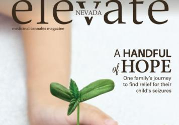 Elevate magazine cover