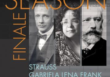 The Music of Gabriella Lena Frank, R. Strauss and Tchaikovsky